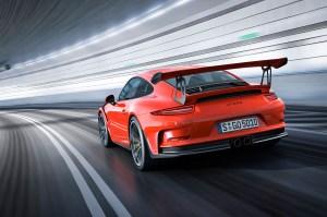 Porsche 911 GT3 RS 991 Korncars II