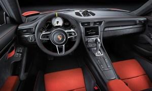 Porsche 911 GT3 RS 991 Korncars Interior