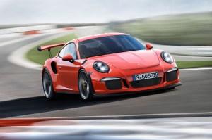 Porsche 911 GT3 RS 991 Korncars IV