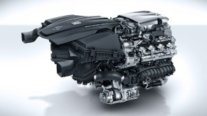 KORNCARS AMG GTS Motor