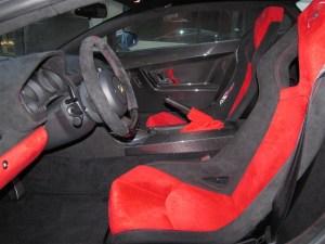 Korncars Lamborghini Super Trofeo Stradale Interior