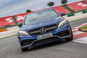 korncars Mercedes AMG C63 S 1
