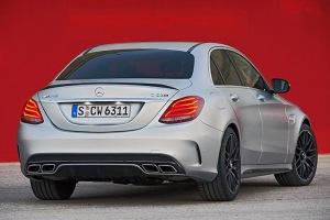 korncars Mercedes AMG C63 S 2