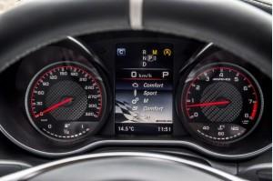 korncars Mercedes AMG C63 S AMG Drive select