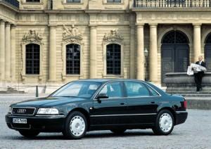Audi A8 Korncars 1995