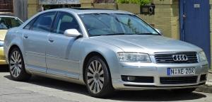 Audi A8 Korncars 2003