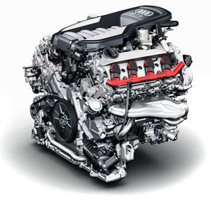 Audi A8 Korncars Motor 4.0 TFSI