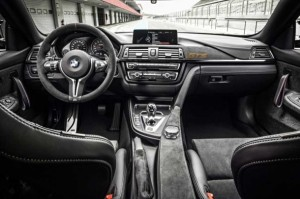 Korncars BMW M4 GTS Interior