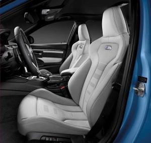 BMW M3 F80 korncars  interior