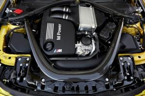 BMW M3 F80 korncars motor