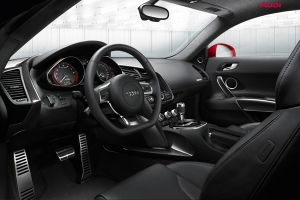 Audi R8 V10 korncars interior 2