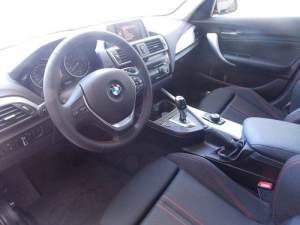 BMW 120i korncars interior 2