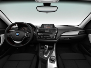 BMW 120i korncars Interior definitivo