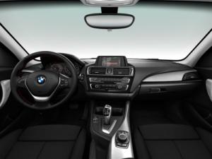 BMW 120i korncars Interior definitivo