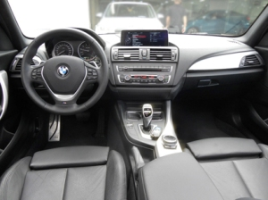 korncars BMW 125i Interior II