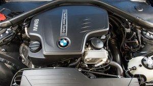 korncars BMW 125i Motor