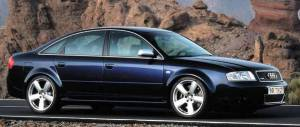 AUDI RS6 2002 Korncars