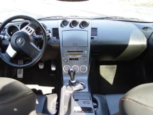 Nissan 350 Z Korncars Interior