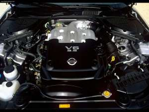 Nissan 350 Z Korncars Motor