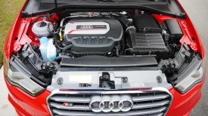 AUDI S3 Korncars motor