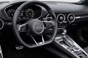 Korncars Audi TTS 2016 cockpit