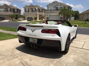 Corvette C7 Korncars 1
