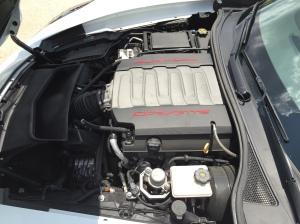 Corvette C7 Korncars motor