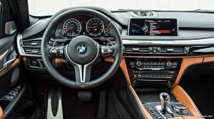 Korncars BMW X6M 2016 Cabine