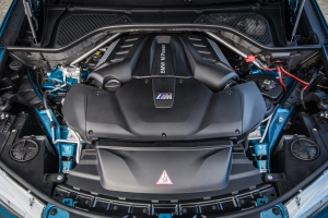 Korncars BMW X6M 2016 Motor