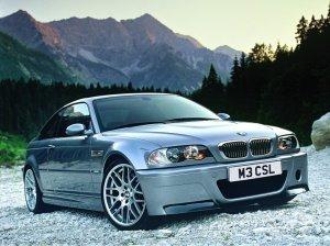 BMW M3 E46 korncars