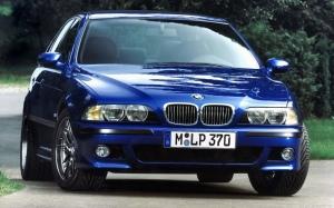 BMW M5 E39 korncars