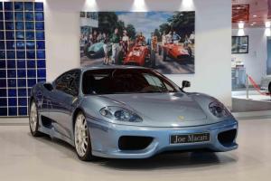 Ferrari 360 Challenge Stradale korncars