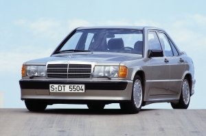 Mercedes 190E Cosworth korncars 1