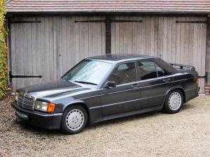 Mercedes 190E Cosworth korncars 2