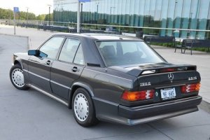 Mercedes 190E Cosworth korncars 3