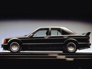 Mercedes 190E Cosworth korncars 6
