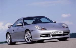 PORSCHE 911 GT3 996 Korncars