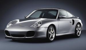 PORSCHE 911 Turbo 996 Korncars